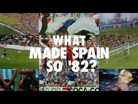 What made Spain so '82?