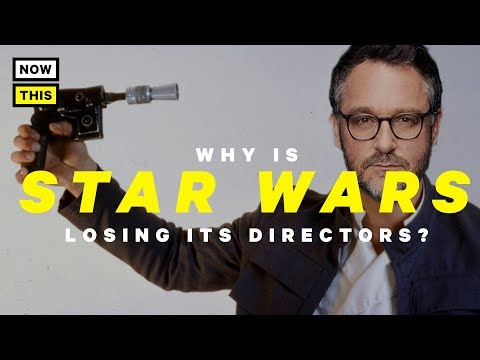 Why Is Star Wars Losing Its Directors? | NowThis Nerd