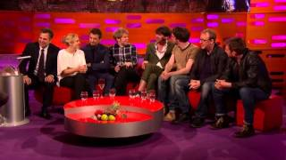 Blur - Lonesome Street & Interview - (The Graham Norton Show May 2015)