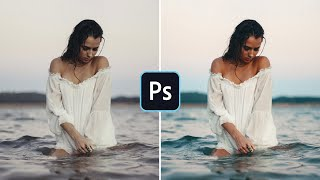 Быстрая цветокоррекция в Photoshop