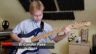 El Condor Pasa - played by Patrick