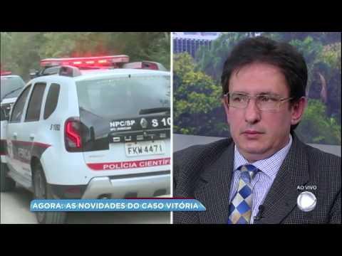 Advogado da família sobre as investigações do caso Vitória no Balanço Geral