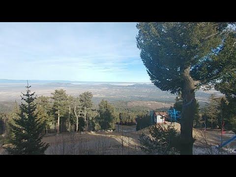 Live From Sandia Peak, Albuquerque, NM