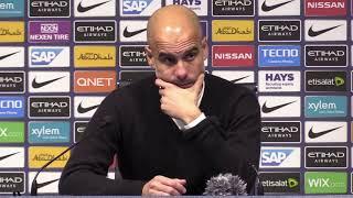 Manchester City V Fulham (2 - 0)   Pep Guardiola post match analysis