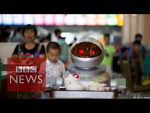 Will robots take our jobs and if so which ones? BBC News