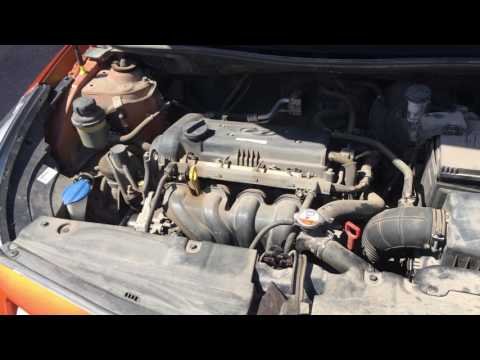 Замена двигателя 1.4 на 1.6 Hyundai Solaris Hyundai Accent Kia Rio