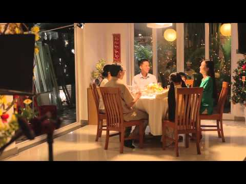 TVC Knorr tết 2014 - Behind the scenes