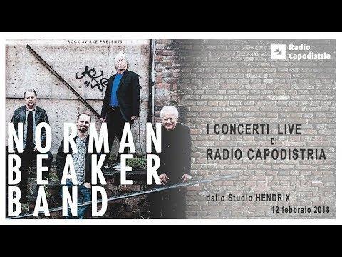 I CONCERTI LIVE DI RADIO CAPODISTRIA: NORMAN BEAKER BAND