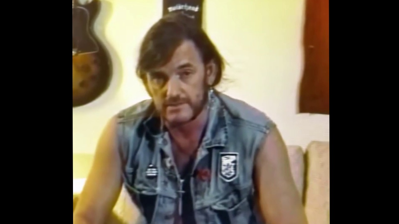 Lemmy's Timeless Advice To A Black Kid Whose Family Doesn't