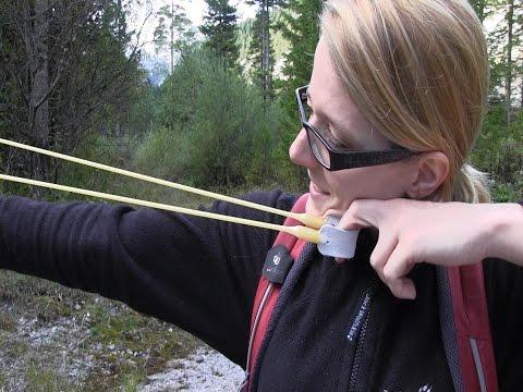 How To Make A Survival Slingshot