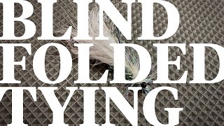 BLINDFOLDED TYING: Project Litterbug