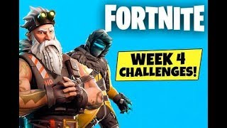 Fortnite - Launch Fireworks, Location Guide + Giveaway !! Week 4 Season 7