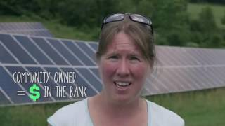 Solar Works! for Our Community: Randolph Solar Farm