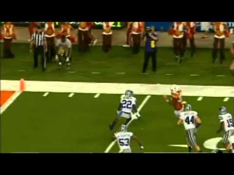 09/21/2013 Kansas State vs Texas Football Highlights