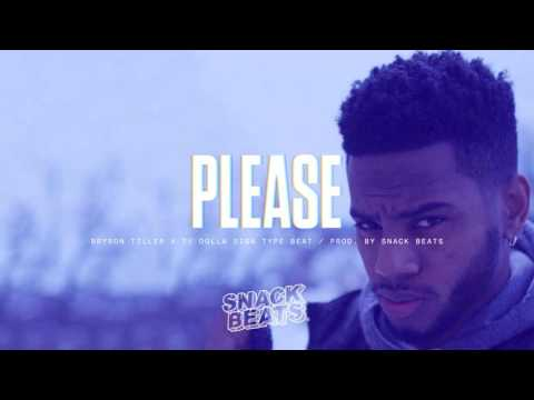 [FREE] Bryson Tiller x Ty Dolla Sign Type Beat 2017 - Please | Snack Beats