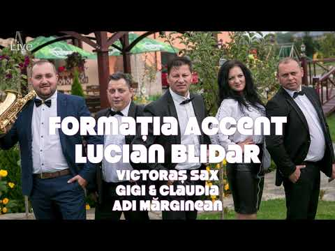 Formația Accent,Lucian Blidar,Victoraș,Gigi&Claudia,Mărginean0722328189 Am intrat la voi in casă