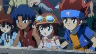 Beyblade Metal Fury - L'adversaire invisible - Ep. 127
