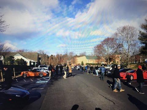 Cars And Coffee -Great Falls VA (03/12/2017)