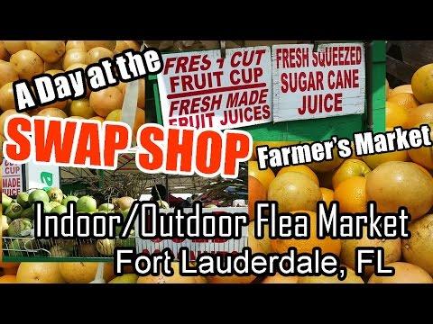 Swap Shop Farmer's Market and Indoor Outdoor Flea Market - Fort Lauderdale