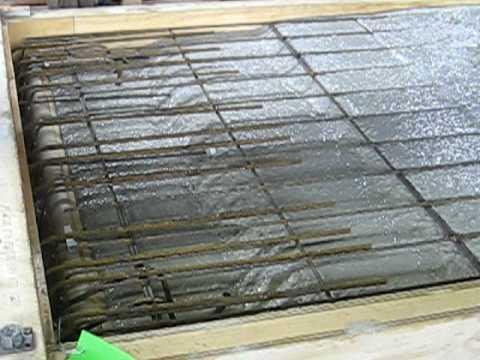 Bfbn storten van een trap met zelfverdichtend beton youtube - Hoe een trap te kleden ...