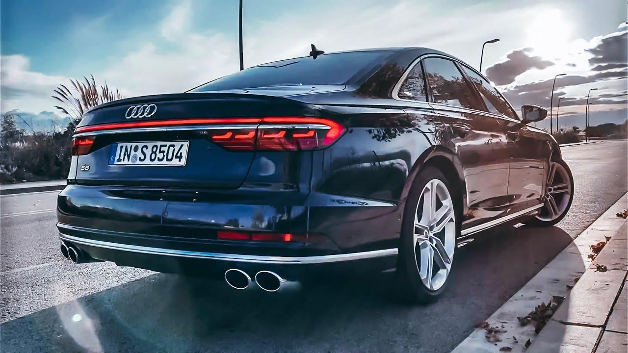 ТЕСТ: 571 л.с. Audi S8 2020! Убийца c НЕРЕАЛЬНЫМИ ТЕХНОЛОГИЯМИ, которых РАНЬШЕ НЕ БЫЛО! + Блюденов:)