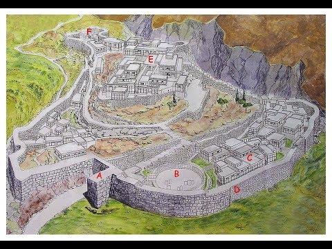 Ancient Greece Civilization - Mycenaean