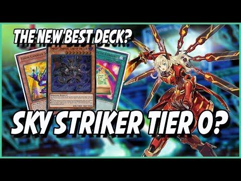 Yu-Gi-Oh BEST! IN-DEPTH SKY STRIKER/BRANDISH MAIDEN DECK PROFILE! |THE NEW BEST DECK?| (MAY 2018)
