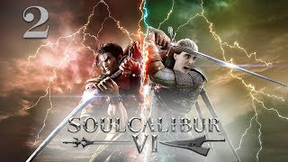 Soulcalibur VI Launch Stream (Part 2) - Fighting Beagle Boy!