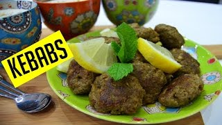 How to make Kebabs | Eid Ramadan Recipe | Indian Cooking Recipes | Cook with Anisa