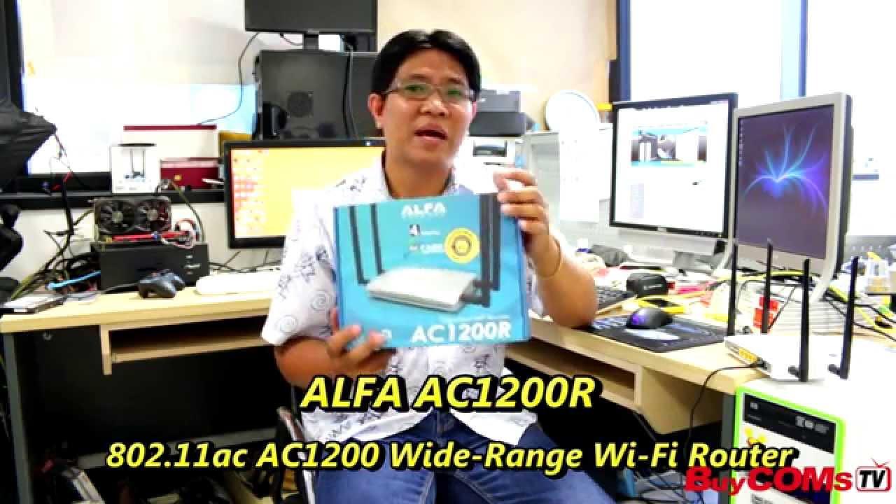 Alfa AC1200R