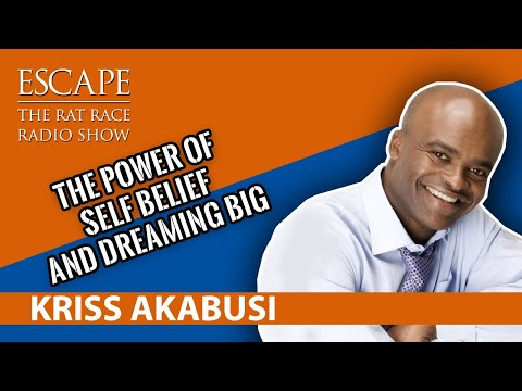 Escape the Rat Race Radio EP30 : Kriss Akabusi [ Olympic Ath