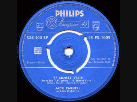 Jack Parnell & His Orchestra - 77 Sunset Strip