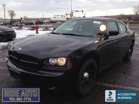 2010 Dodge Charger Police Interceptor 17019