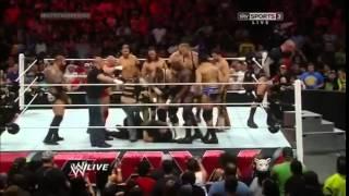 Roman Reign Destroy All Superstars in WWE