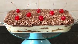 Sobremesa Gelada – Pavê de Chocotone