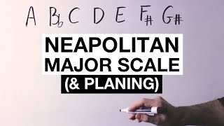 Gambar cover Making music with the Neapolitan Major Scale, and PLANING