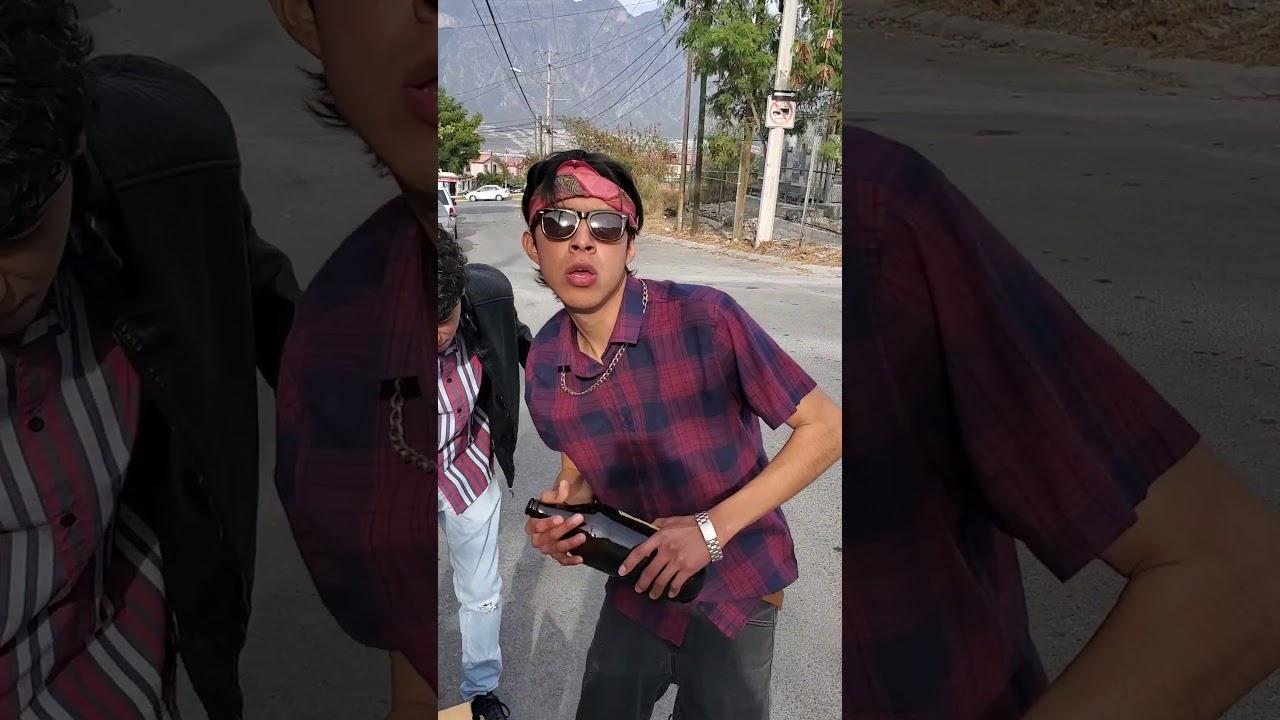 Dani Universe Unos Cholos me Robaron 🔪🤬