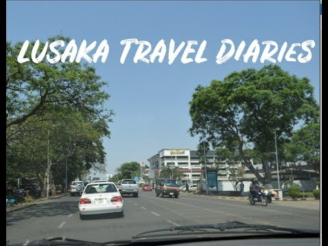 LUSAKA TRAVEL DIARY: 48 HOURS IN ZAMBIA'S CAPITAL