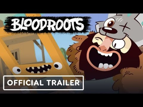 Bloodroots - Official Animated Trailer