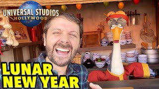 Universal Studios Lunar New Year 2020 - Best Character Interactions, Food & More!
