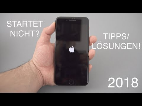 IPhone Geht NICHT Mehr An! LÖSUNG / Tipps! Update 2018
