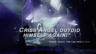 #CrissAngel Presents: The SUPERNATURALISTS LIVE!