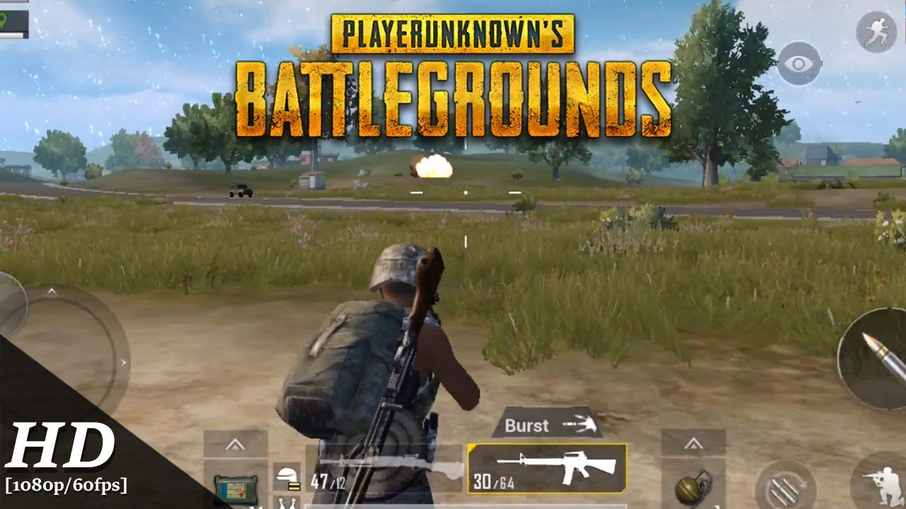 Pubg Hdr For Android: PUBG MOBILE Android Gameplay 2 [1080p/60fps]