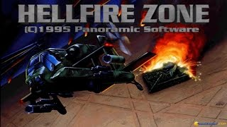 Hellfire Zone gameplay (PC Game, 1995)
