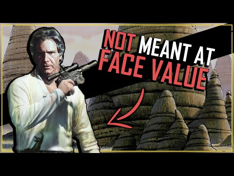 Accidental Lore and Angry Fans in Star Wars |