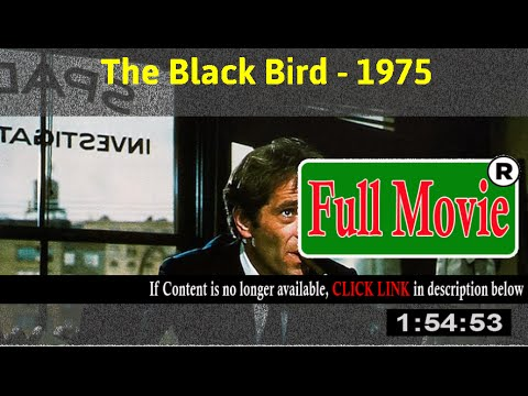 [*FuII*] The Black Bird (1975) [_Movie_]