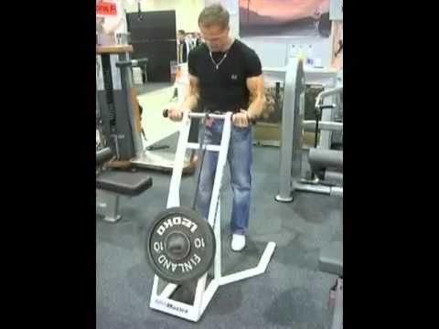 forearm equipment rollmaster and workout  youtube