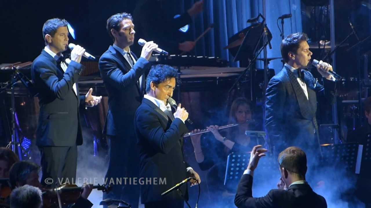 Il divo and orchestra in concert 04 nella youtube - Il divo nella fantasia ...