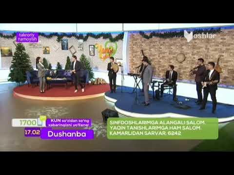 Yoshlar Tv Yangi Kun