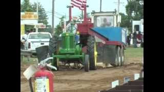 Central Jersey Tractor Pullers Assn Tractors